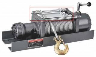 绞盘排绳器让线缆不再堆积 - image